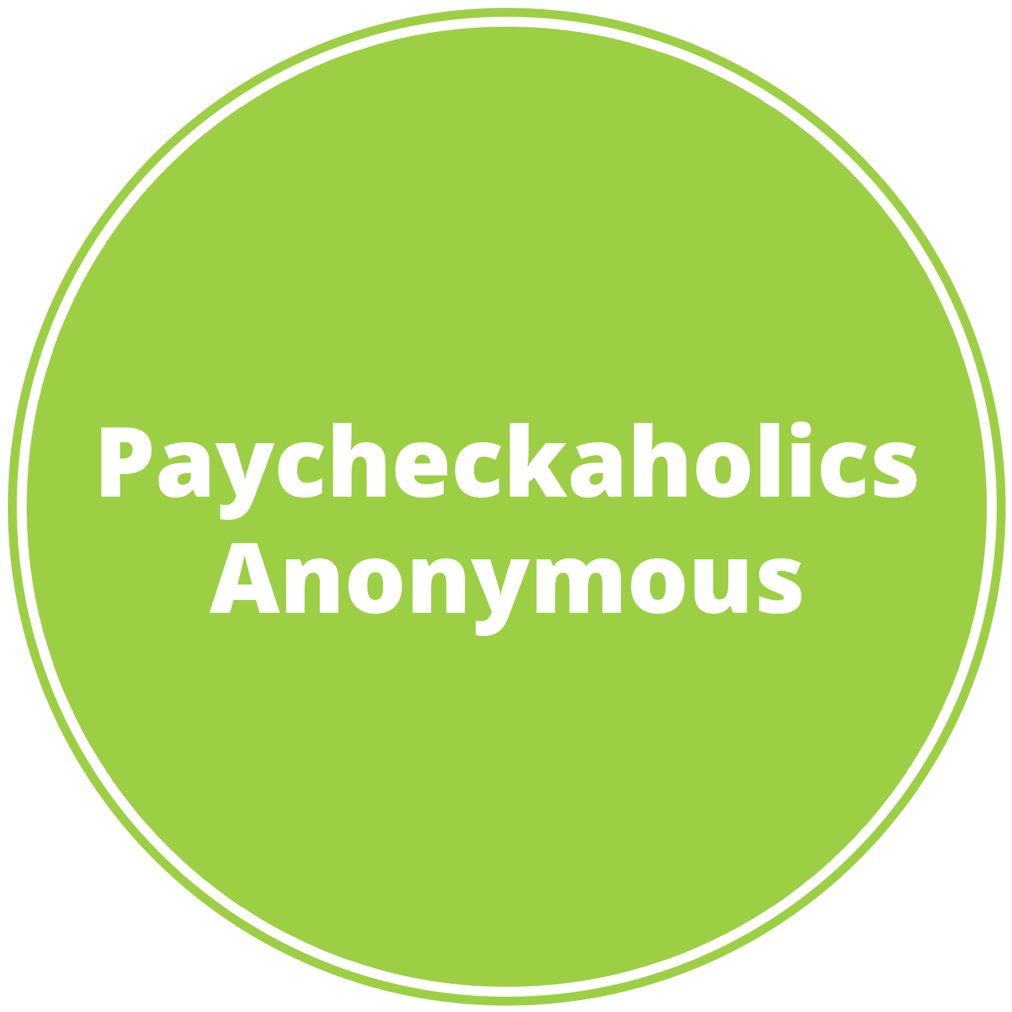The Paycheckaholics Anonymous Show